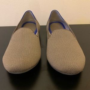 Rothy's Mocha Loafers, size 7.5